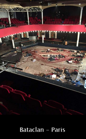 Bataclan - Paris attacks