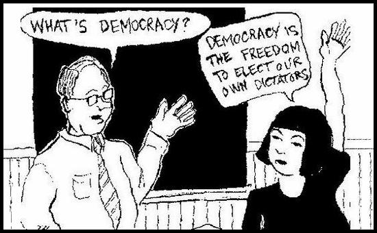 Illusioni della democrazia