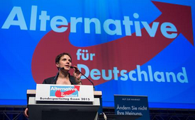 Frauke Petry - Alternative für Deutschland (AfD)