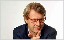 Vittorio Sgarbi. Critico d'arte, opinionista, scrittore, personaggio televisivo e politico italiano