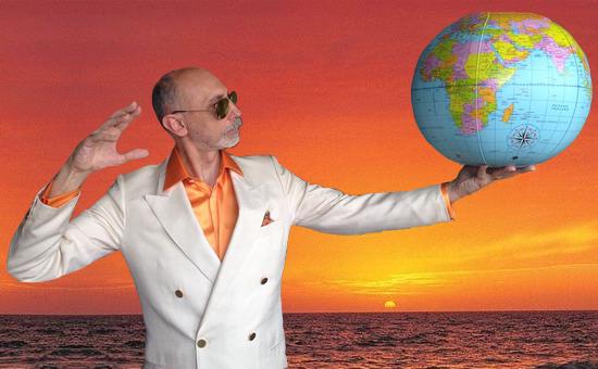 Gilberto Bignamini - Il Mondo in mano.
