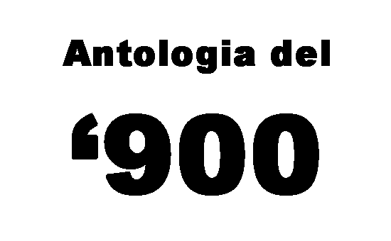 Antologia del '900