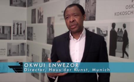 Okwui Enwezor - Director Haus der Kunst - Munich