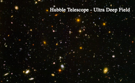ESA - Hubble Telescope - Ultra Deep Field