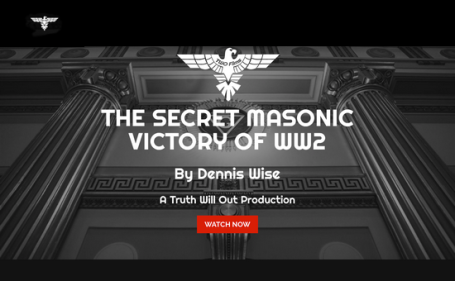 The secret masonic victory of WW2
